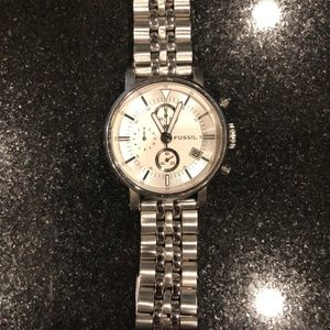 Fossil F2 Womans Watch ES1793 Chronograph
